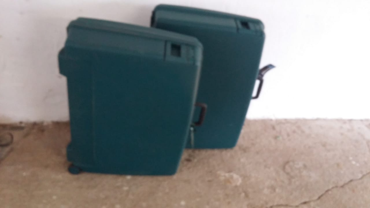 Quality Luggage.  Delsey Hard Shell Suitcases