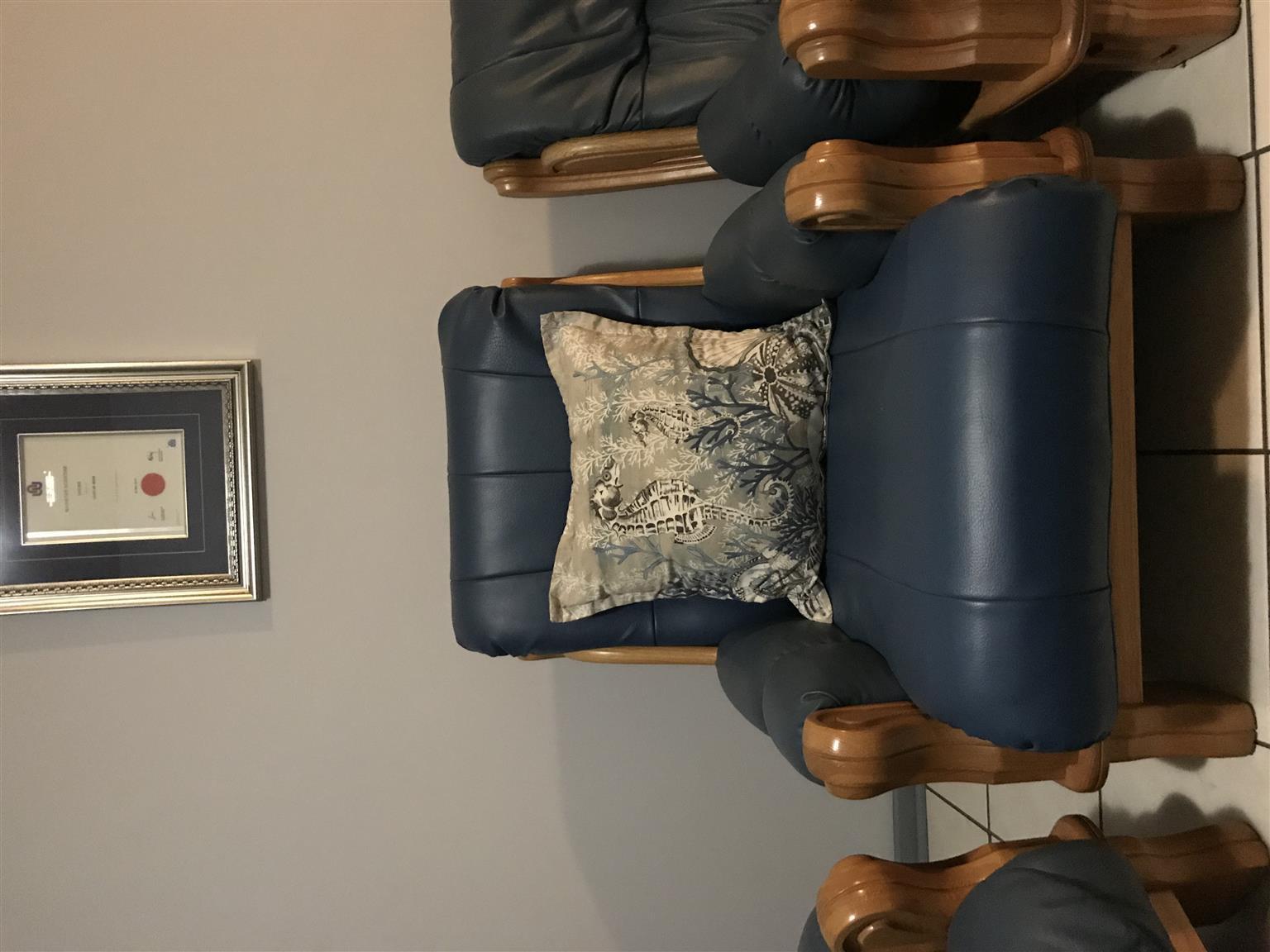 Solid Oak wood (grafton everest) 6 seater furniture set