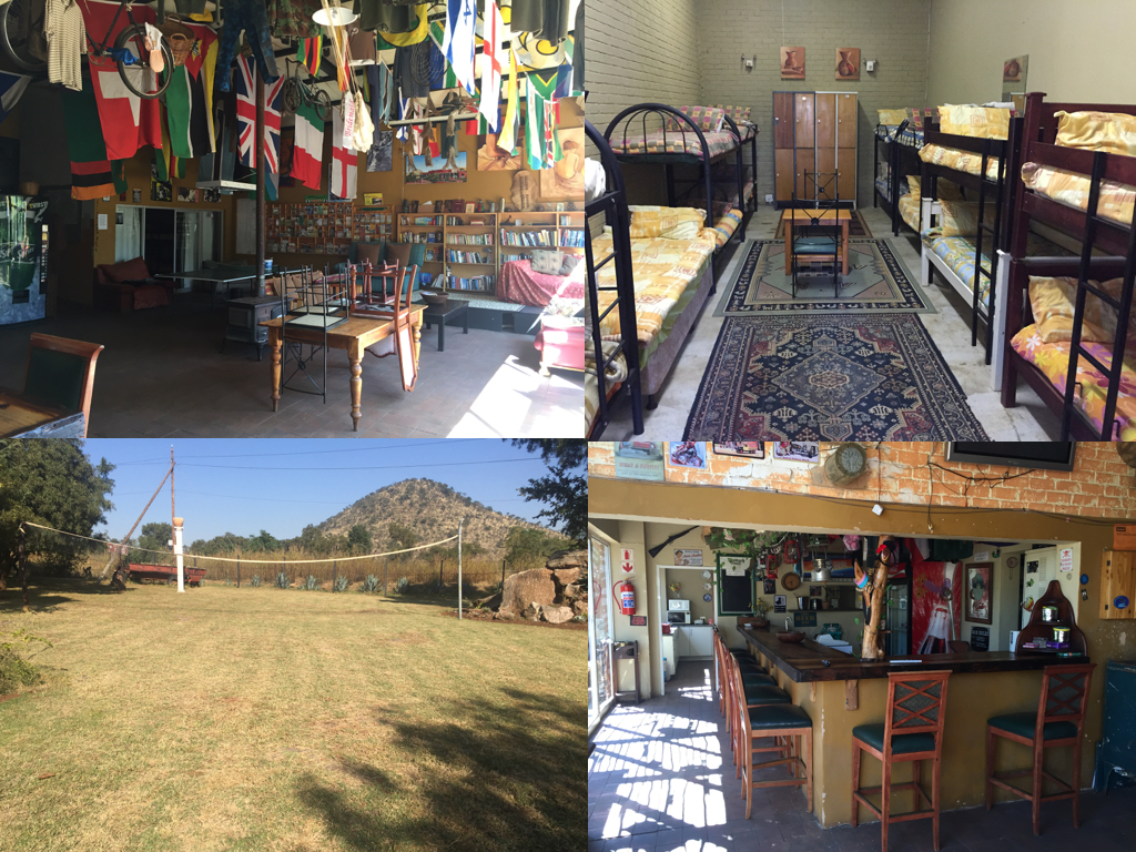 TOMS BACKPACKERS Is a shoestring budget place Self