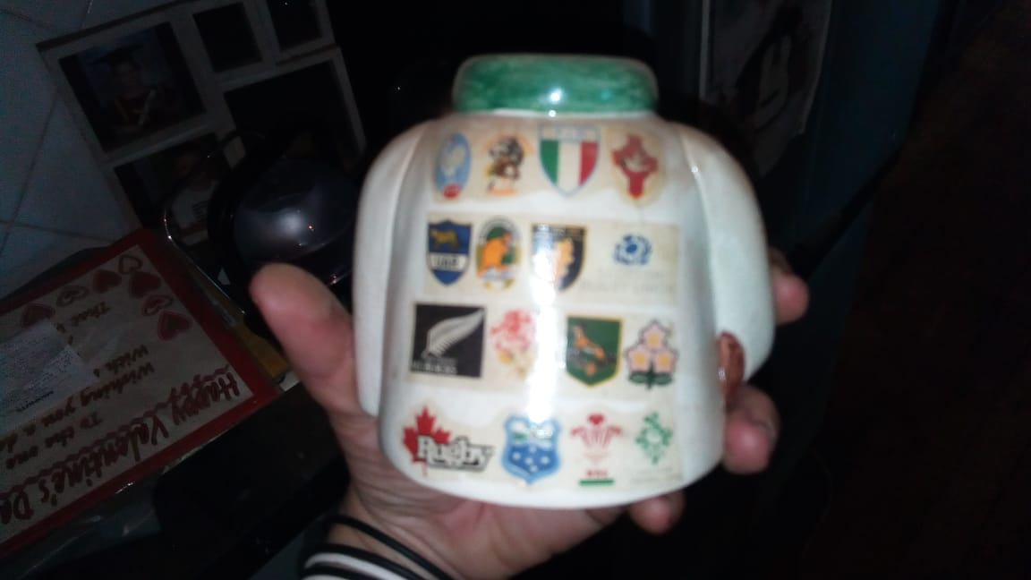 rugby collectable