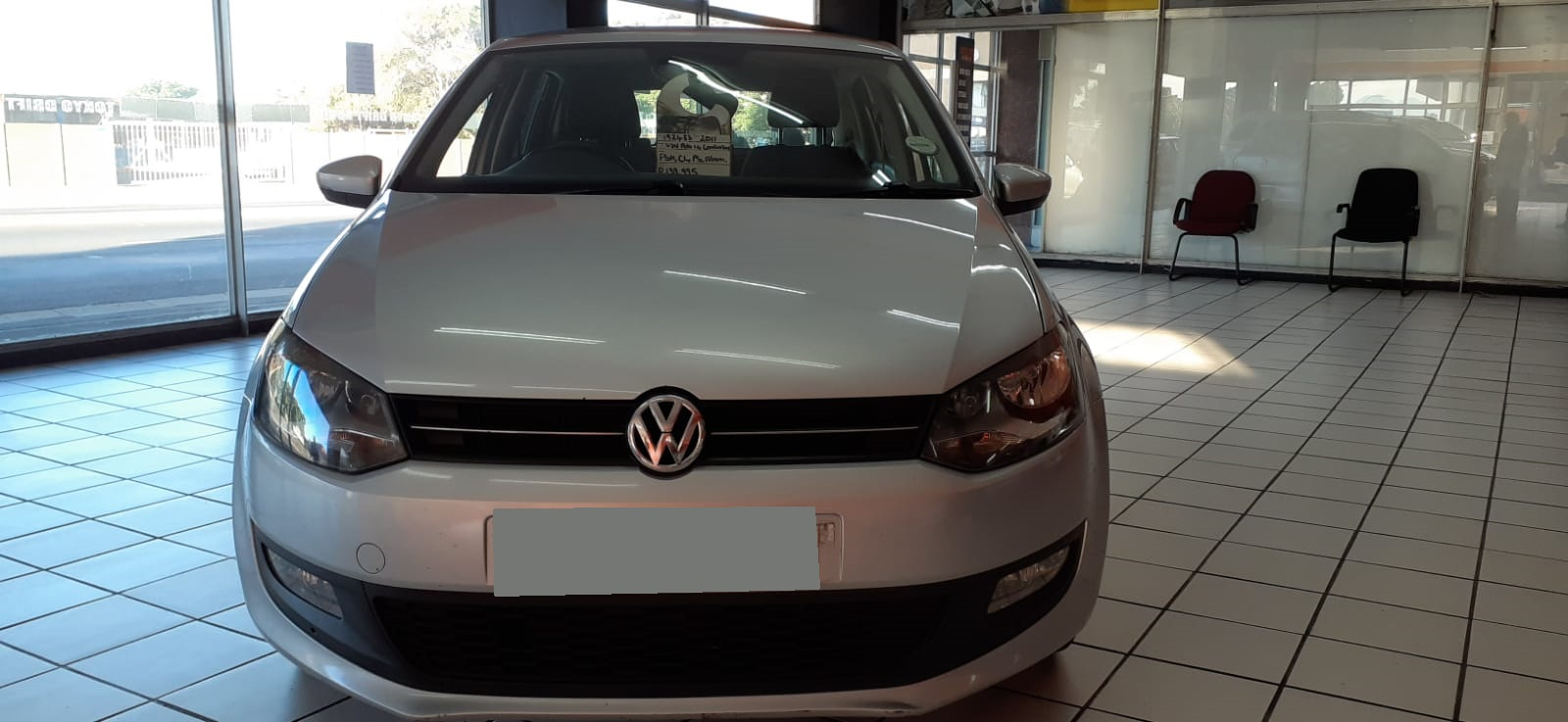 2011 Volkswagen Polo 1.4 Comfortline