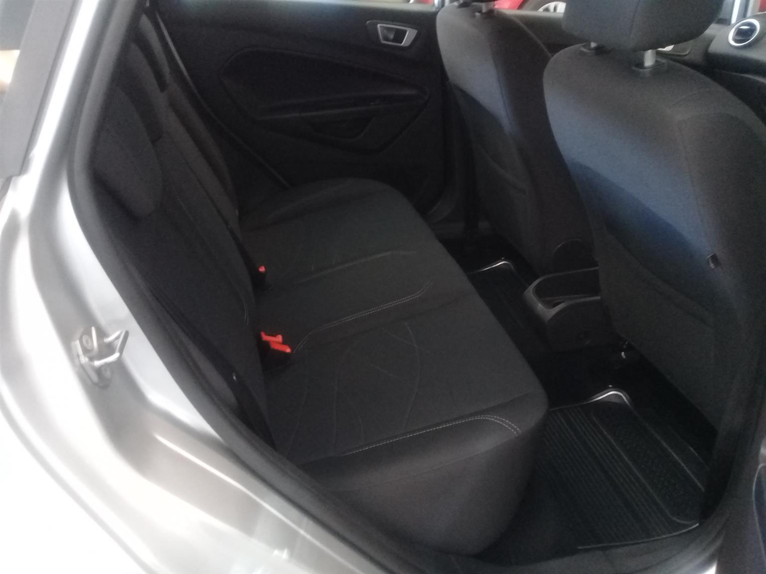 2016 Ford Fiesta hatch 5-door FIESTA 1.0 ECOBOOST TREND 5DR