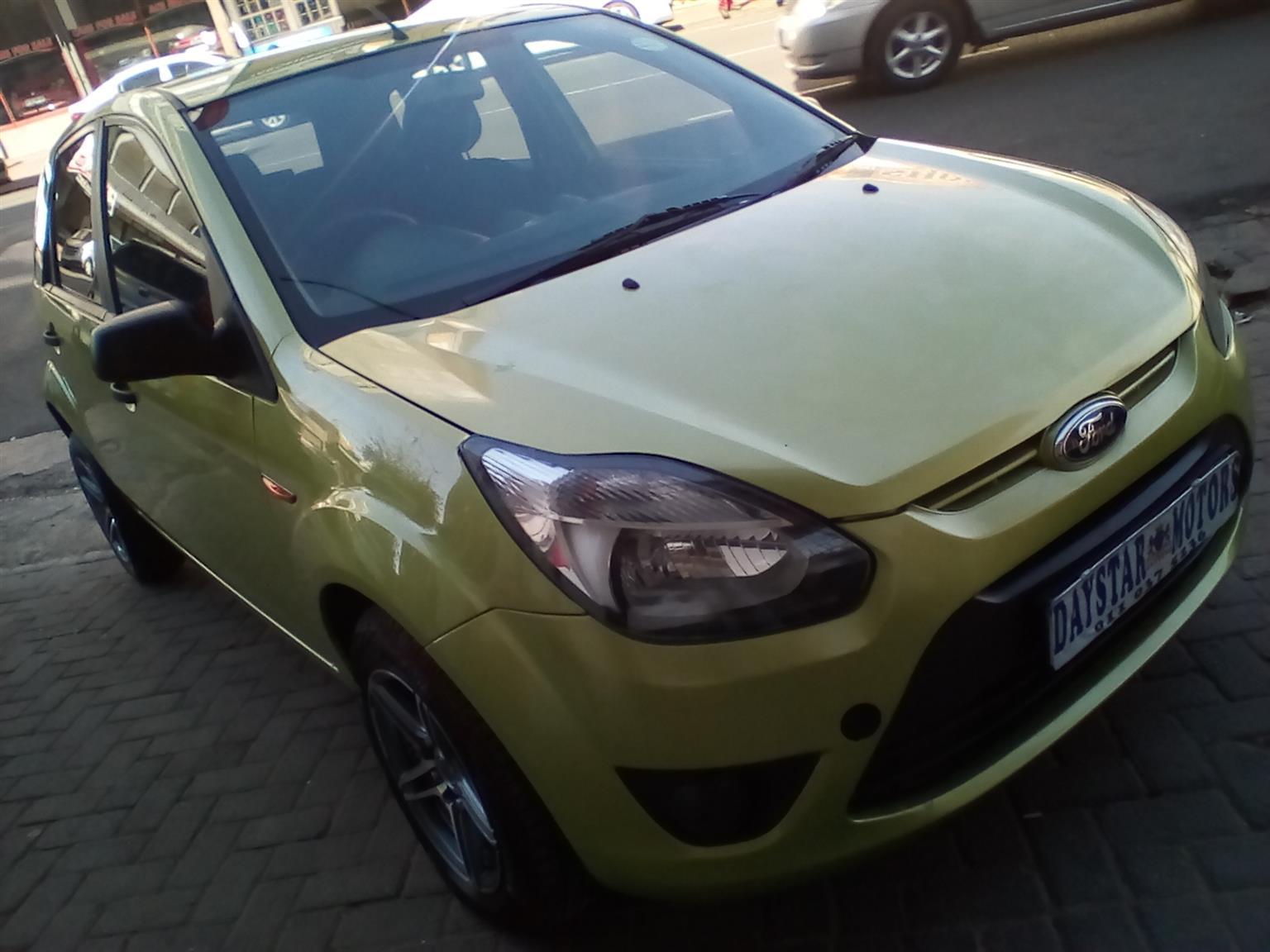 2012 Ford Figo hatch 1.5TDCi Ambiente