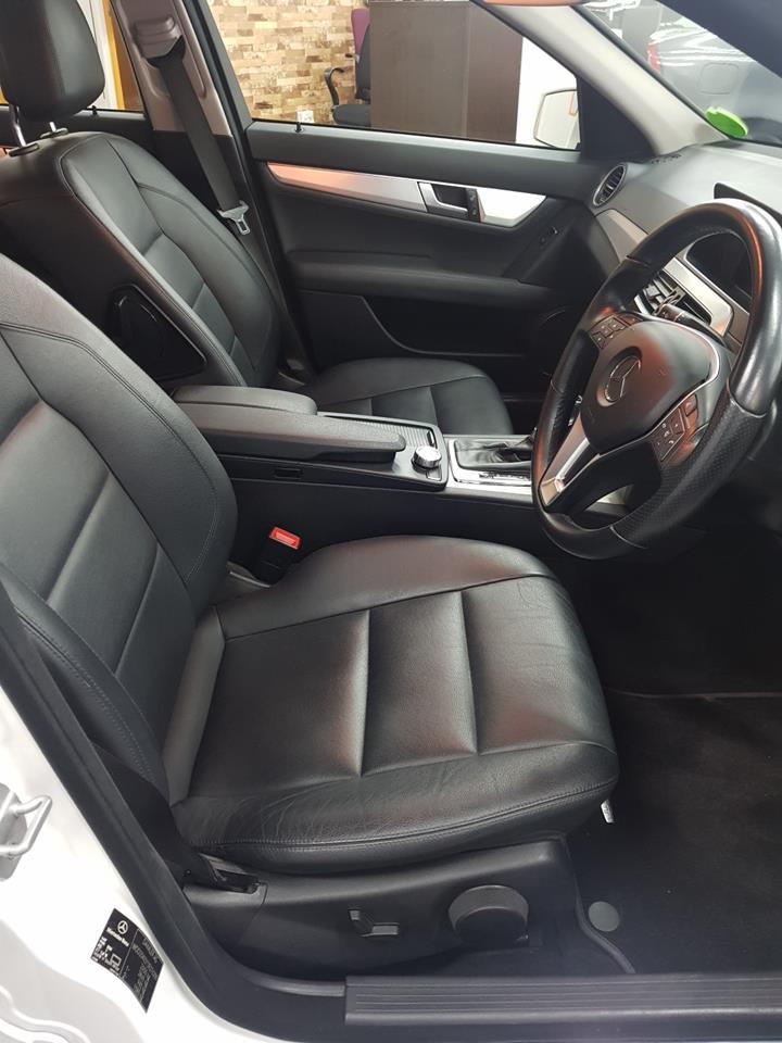 2013 Mercedes Benz C Class C180 Avantgarde