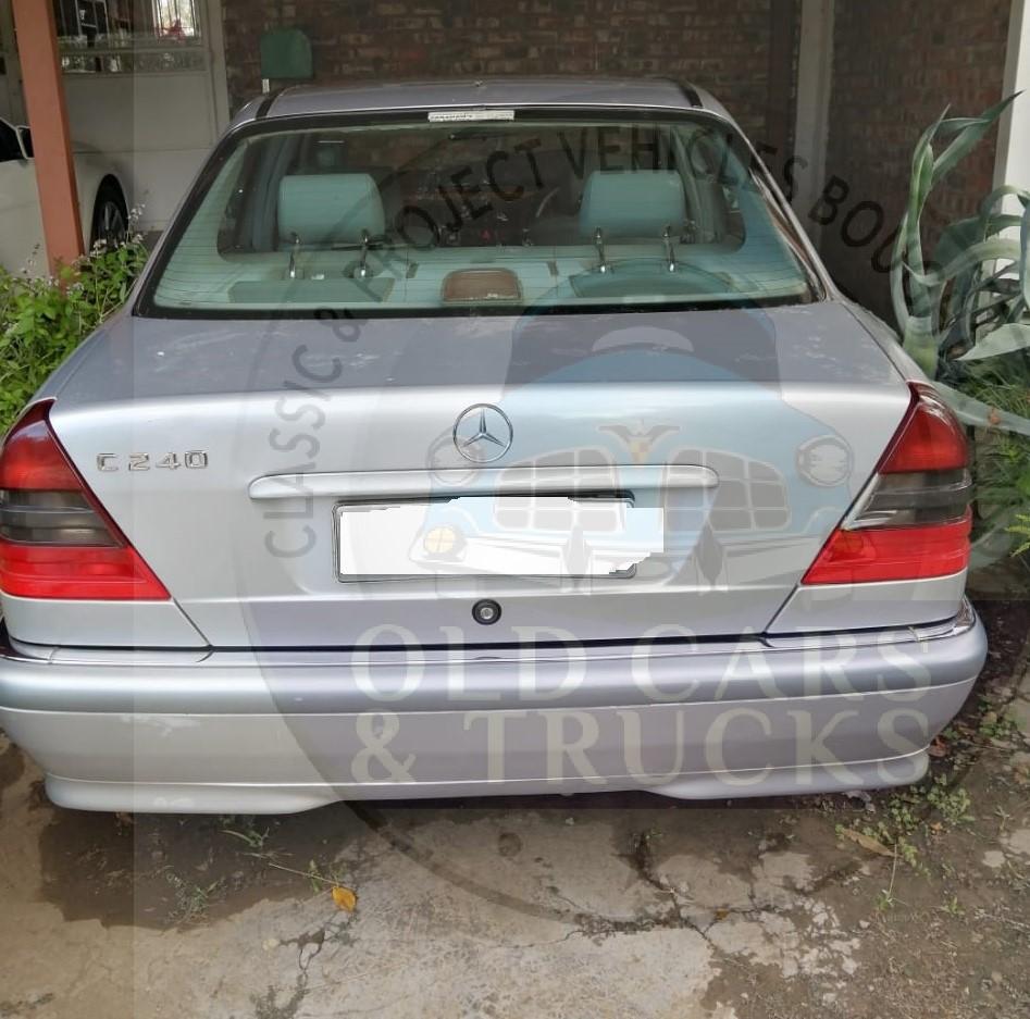 1998 Classic Cars Mercedes-Benz