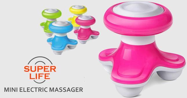 Super-Life Mini Massager