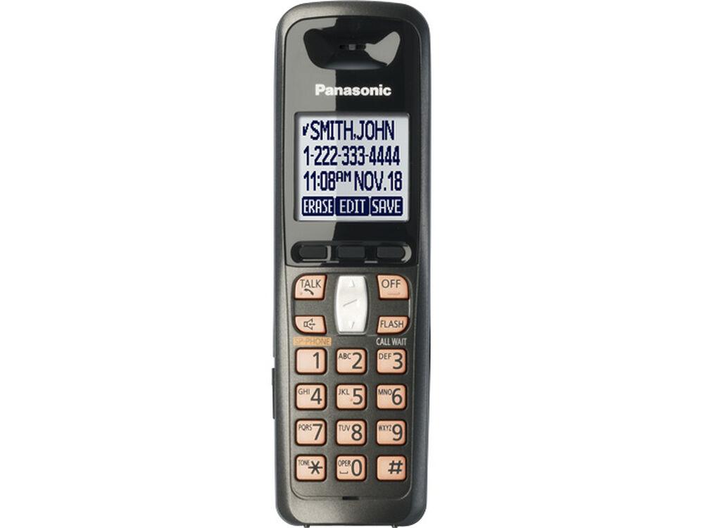 Panasonic KX-TG6411-T DECT 6.0 Cordless Phone