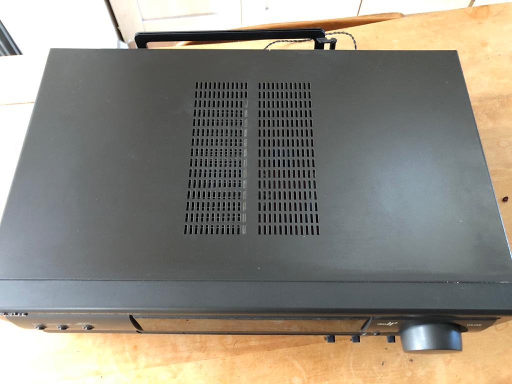 Technics SA-EX100 Audio Video Amplifier/tuner