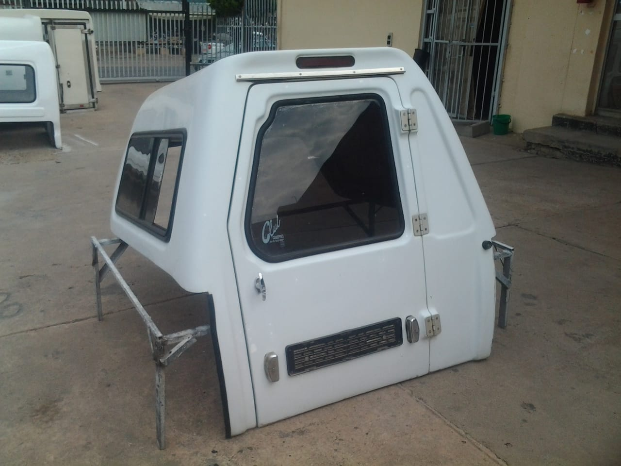 Chevrolet Utility CLUB Full Door Canopy for sale!!