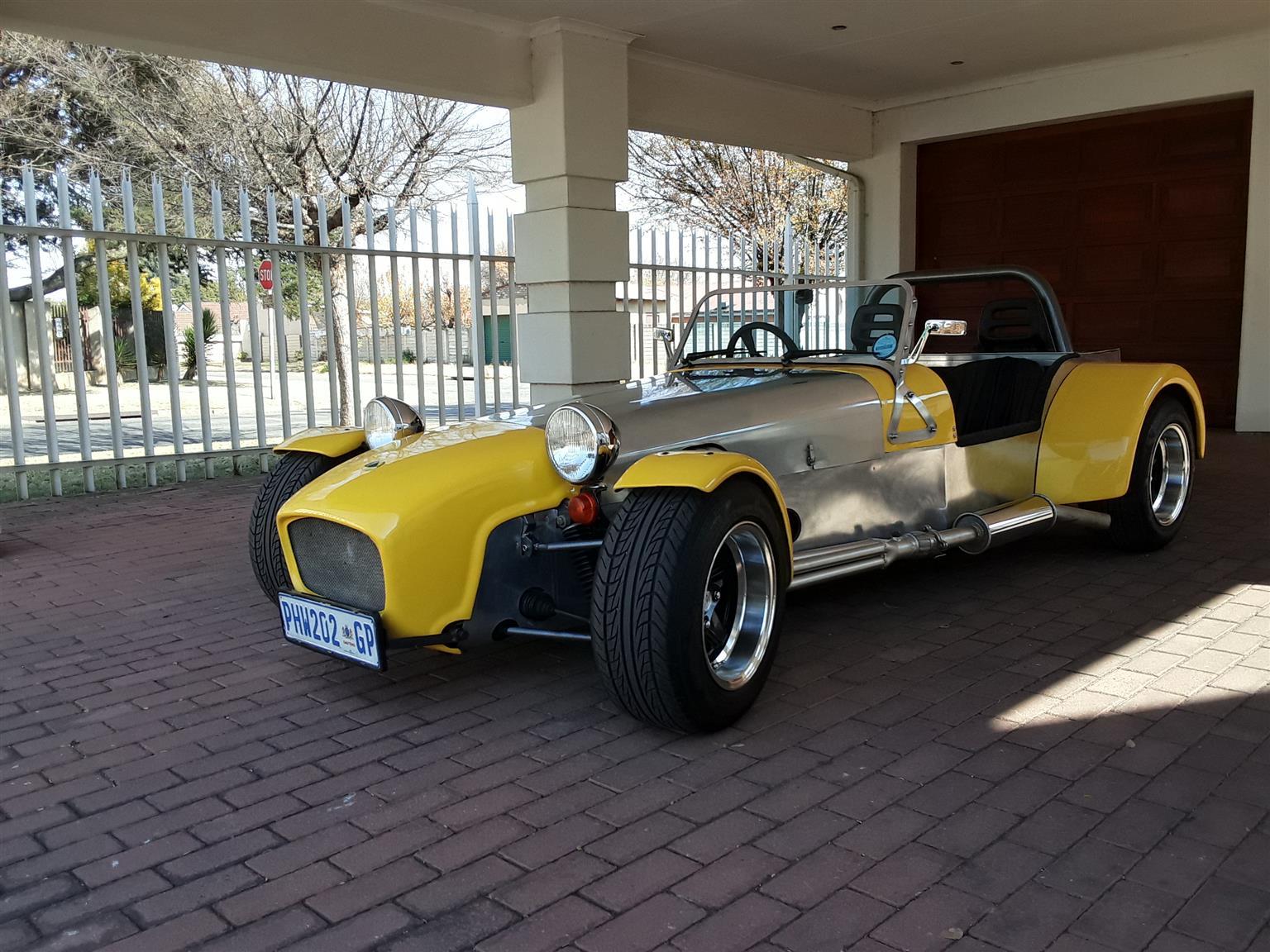 2020 Lotus Seven