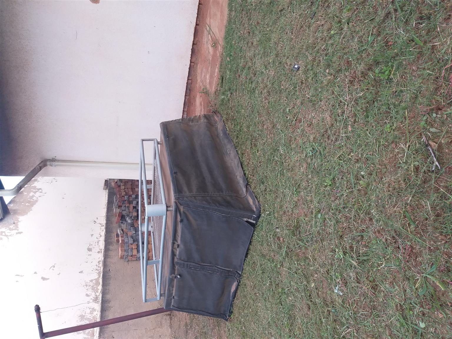 Double cab canopy for sale