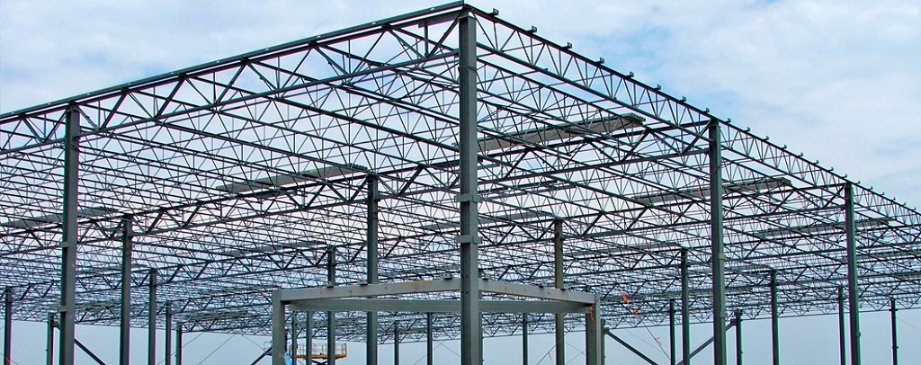 prefabricated steel structure and construction