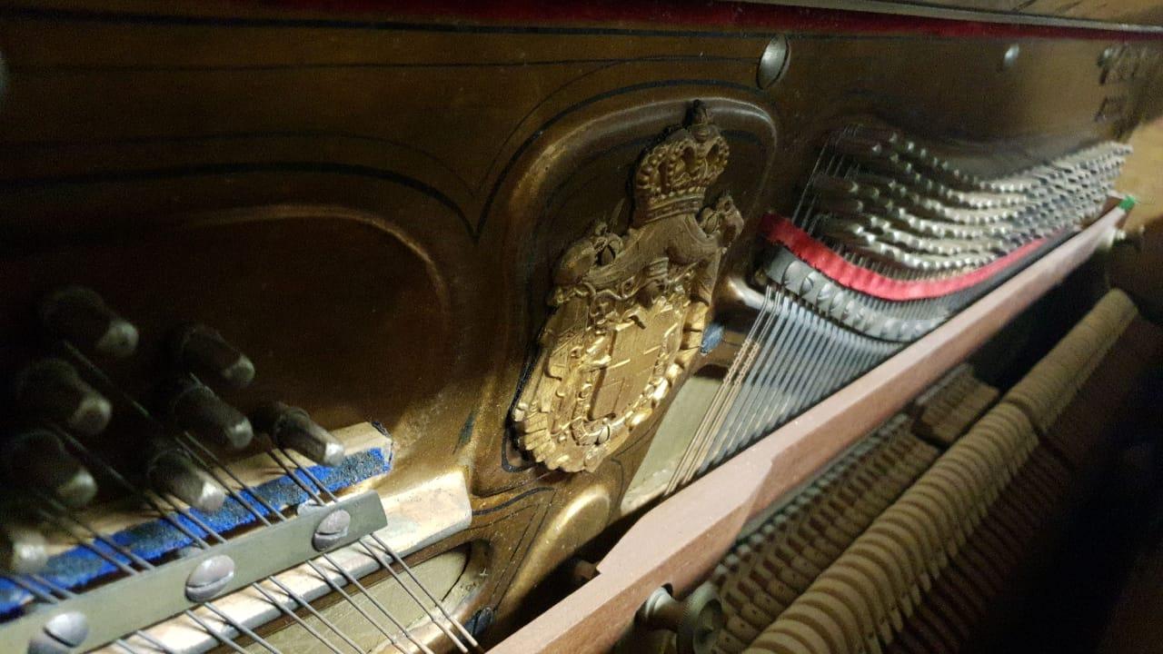 Upright Piano Carol Otto 1910s (Serial 20662) R 29500