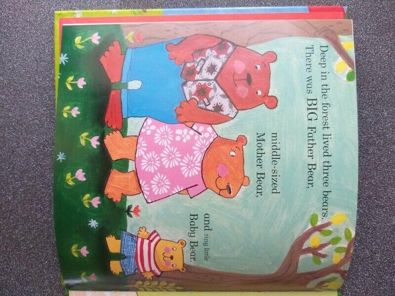 Goldilocks And The Three Bears - Ladybird First Favourite Tales - Nicola Baxter.