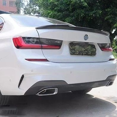 BMW G20 M4 style spoilers and full Body Kits