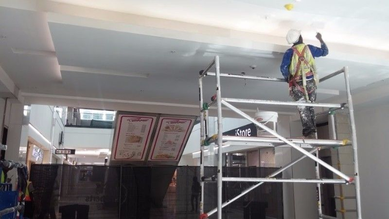 Office/ Home Construction & Partitioning, Roofing,  Painting, Roofing, Tiling, Ceiling