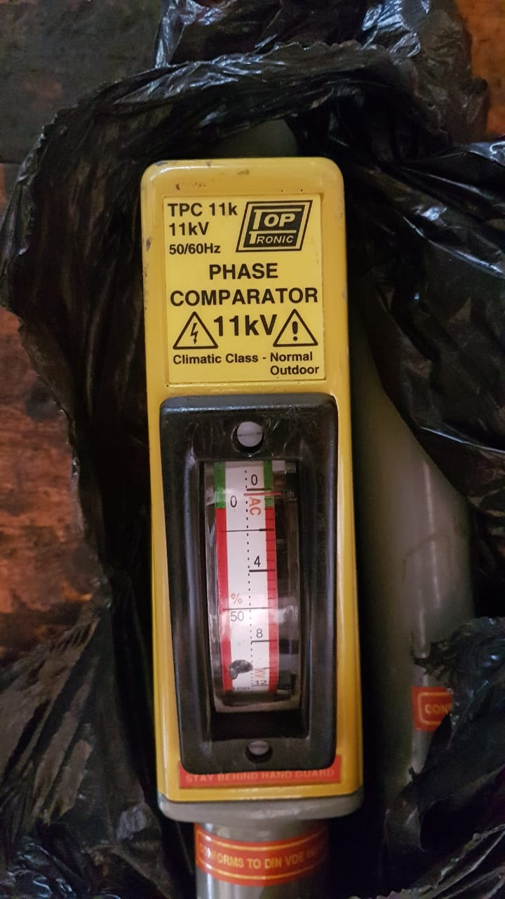 Toptronic 11KV phasing stick