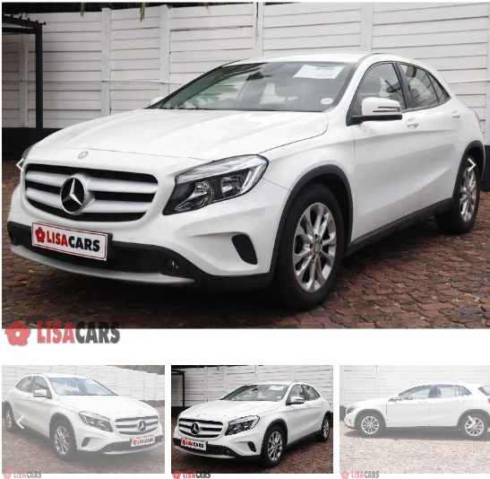 2014 Mercedes Benz GLA 200
