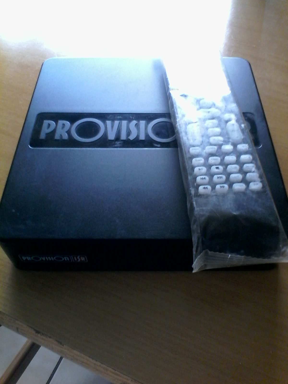 Provision Isr 4 Channel Dvr, New never Used with 500Gb Hdd