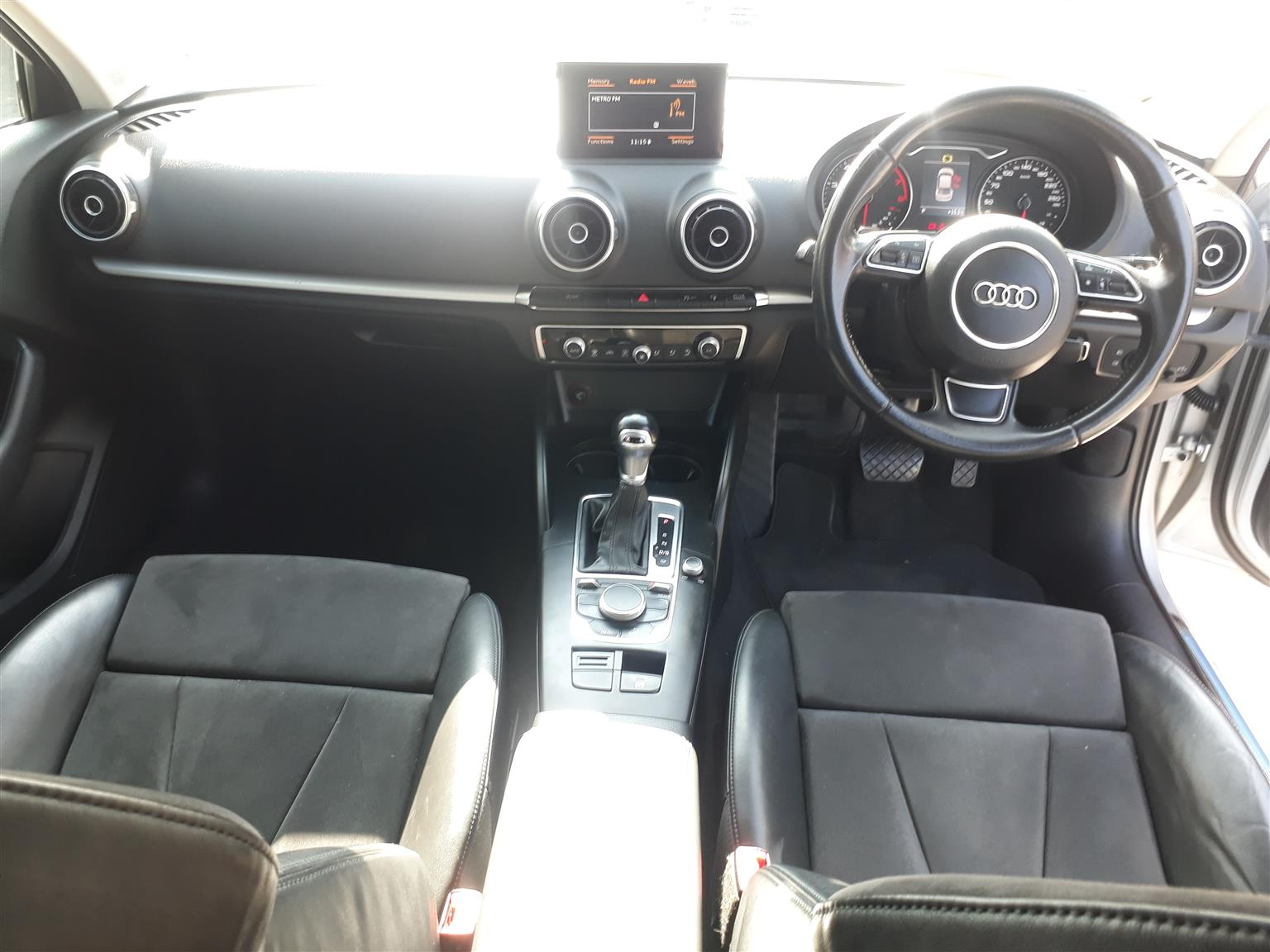 2015 Audi A3 sedan A3 1.4T FSI STRONIC