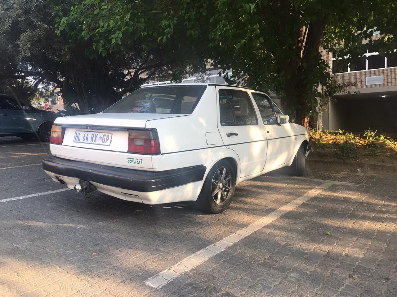 1983 VW Jetta 1.8T R
