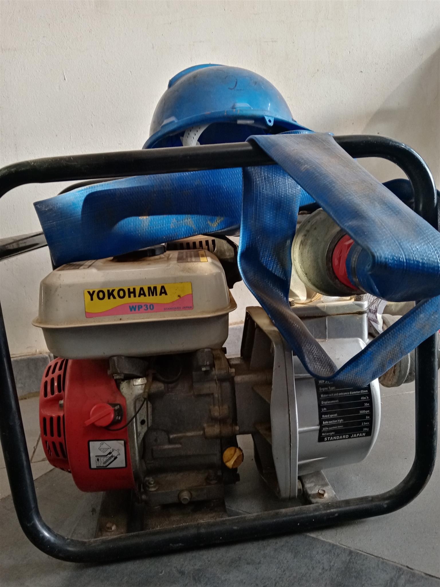 YOKOHAMA WP30. WATER PUMP SETT