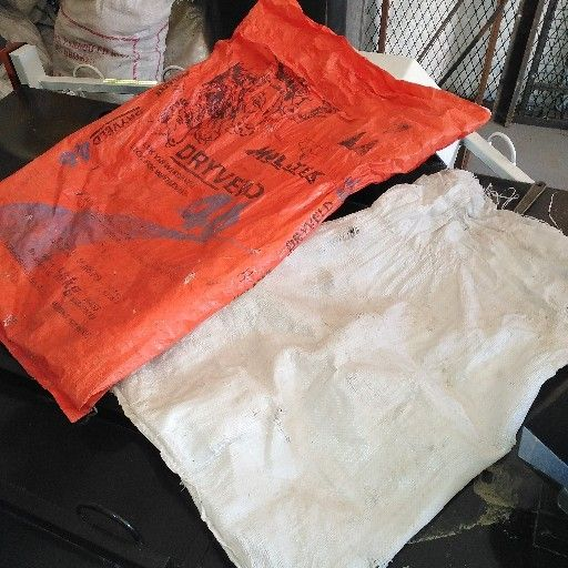 50kg Polyprop Bags - Used
