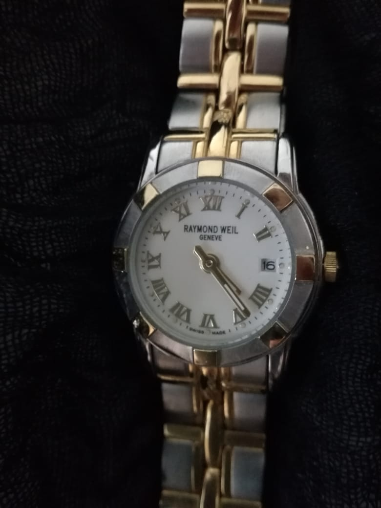 Raymond Weil ladies wrist watch