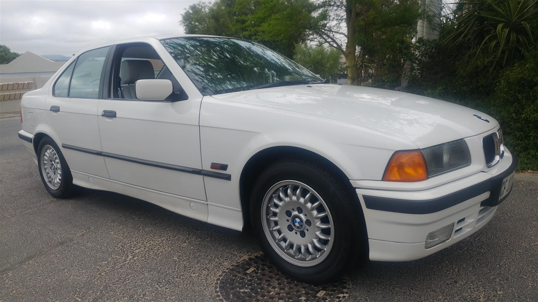 1996 BMW 3 Series 323i Exclusive