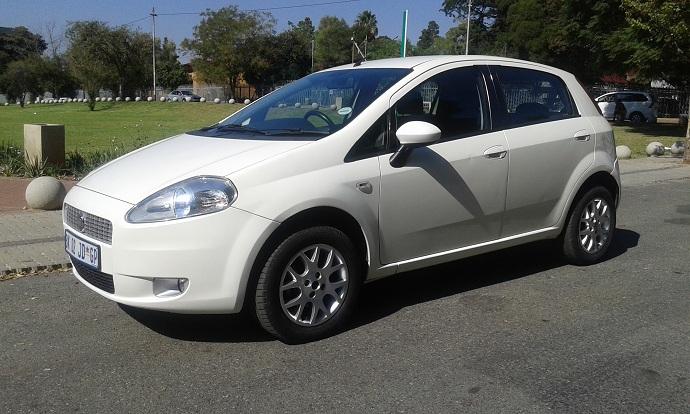 2011 Fiat Punto 1.4 Essence