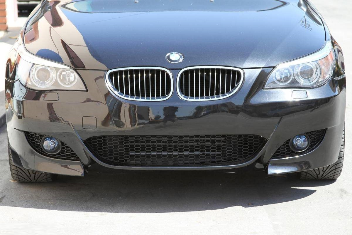 bmw e60 m5 style brand new plastic front bumpers for sale price