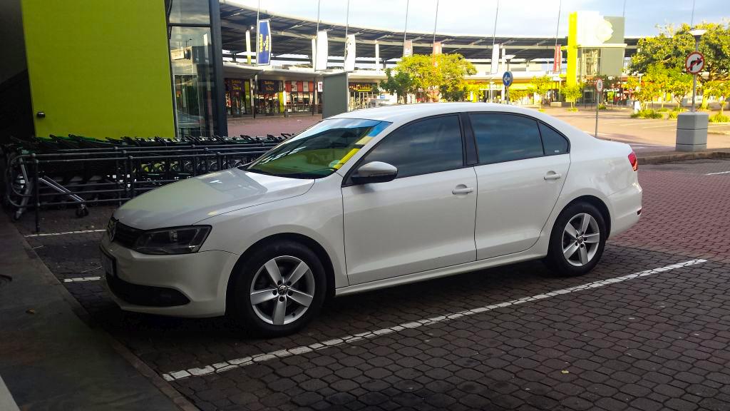 2012 VW Jetta 1.2TSI Trendline