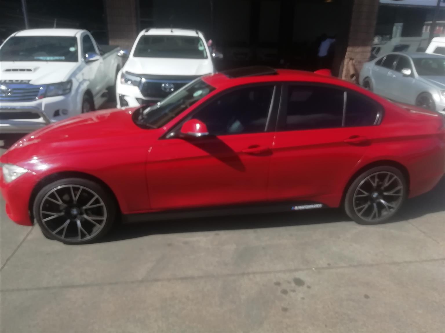 BMW 320i M-Performance