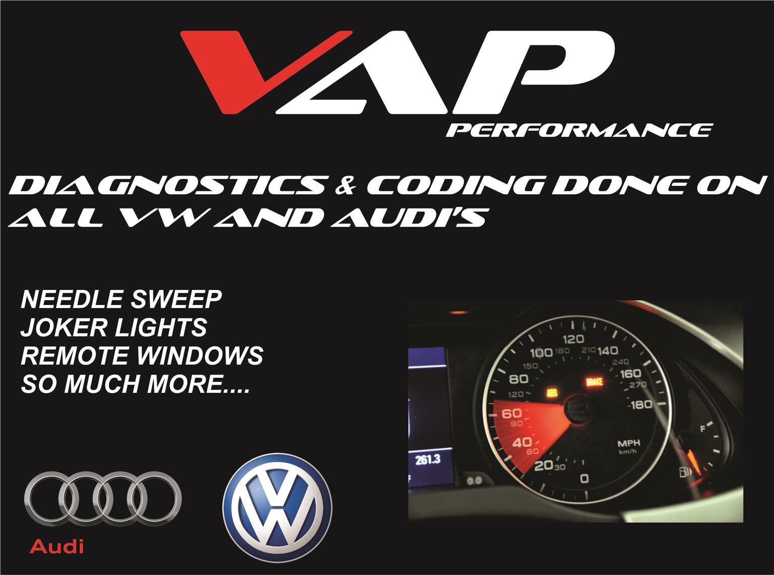 VW & Audi Coding / Diagnostics