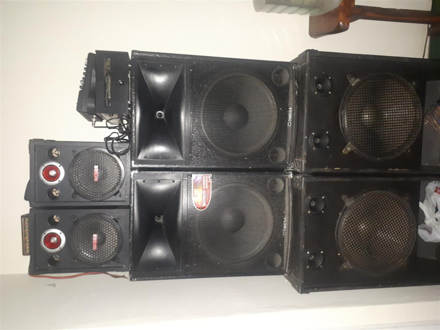 Sound equipment for sale