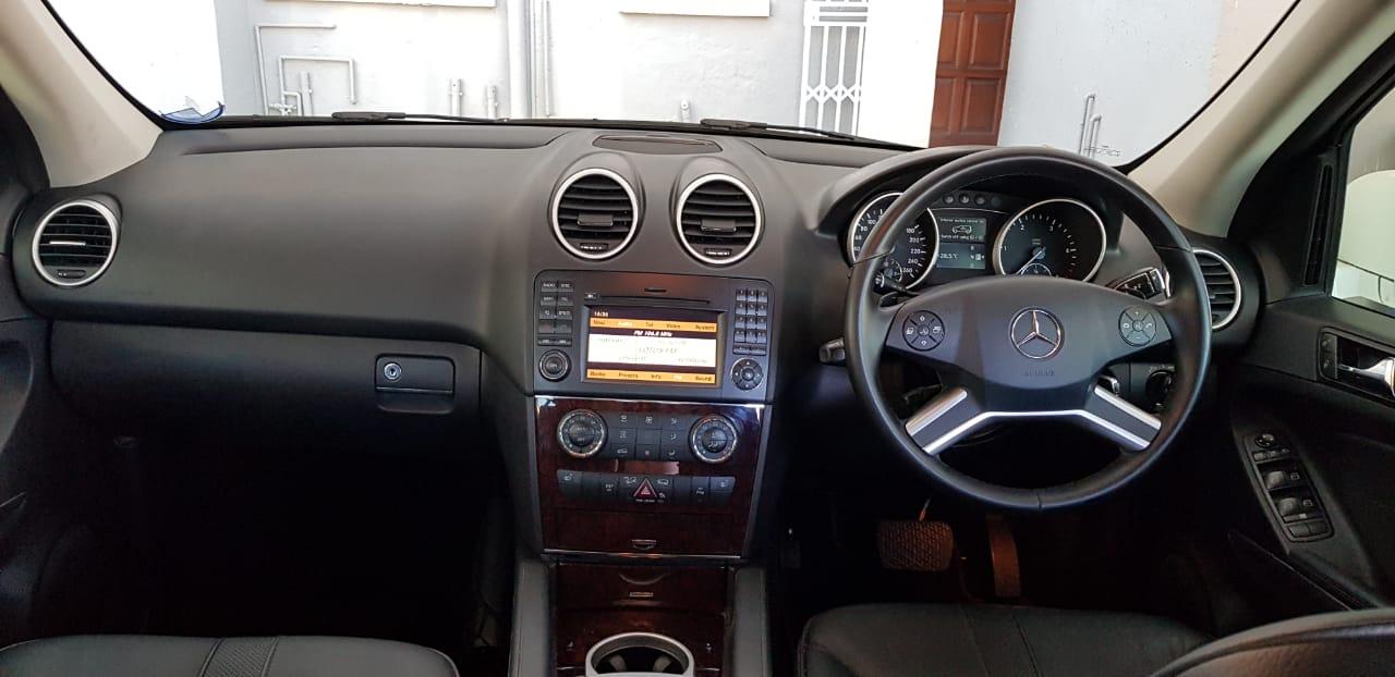 2011 Mercedes Benz ML 350CDI