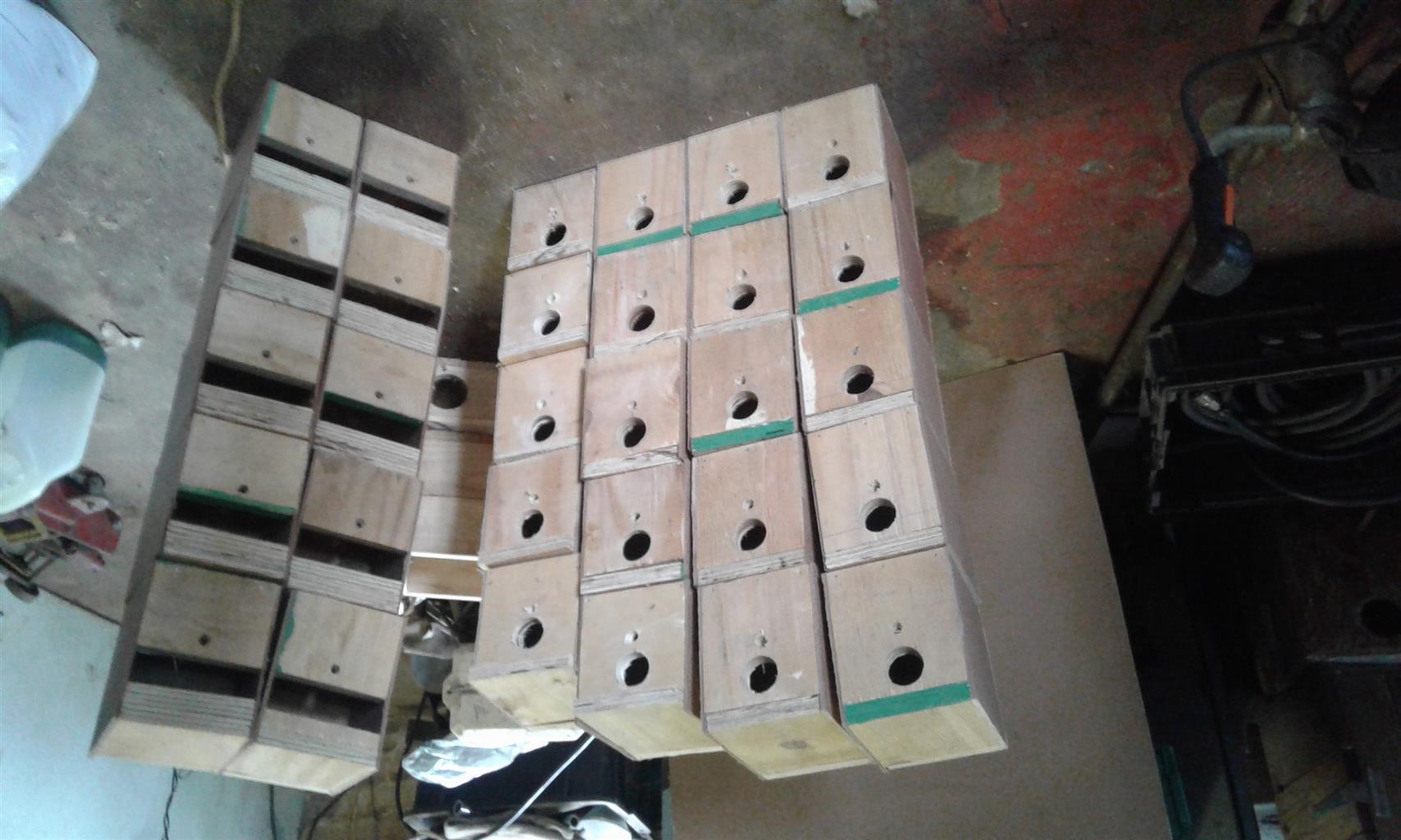 Nesting boxs