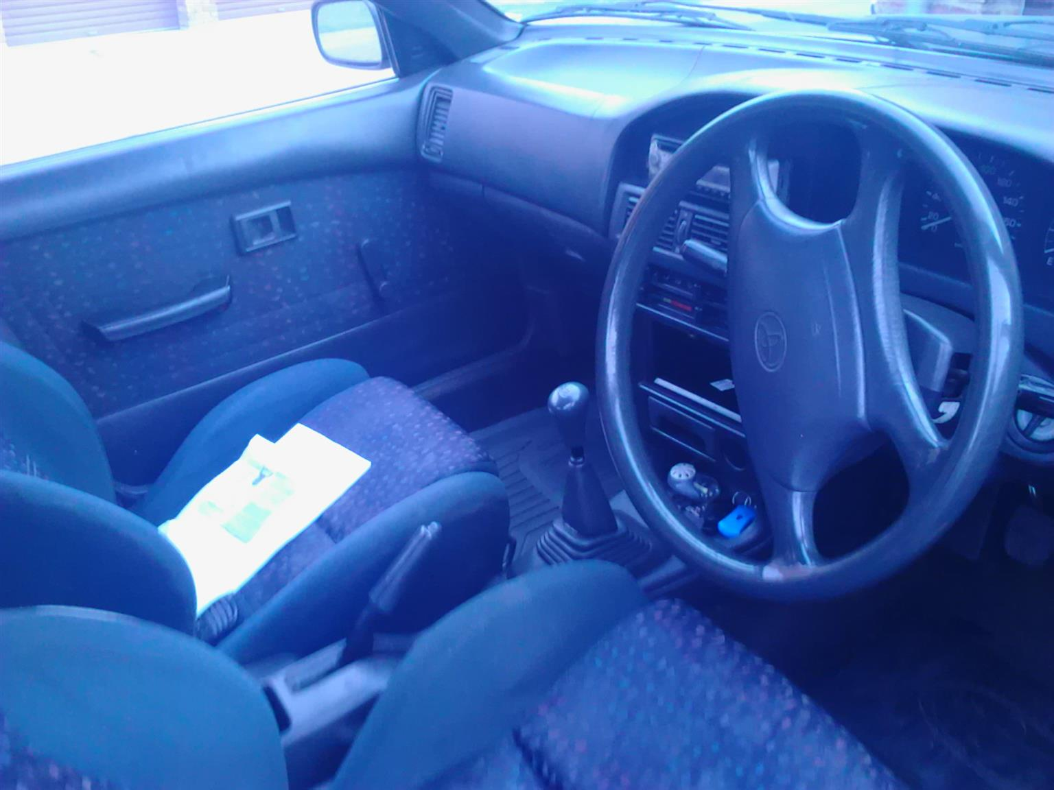 2011 Toyota Corolla 1.3 Advanced