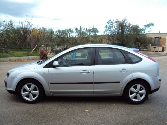 2005 Ford Focus Hatch 2 0tdci Trend Auto Junk Mail