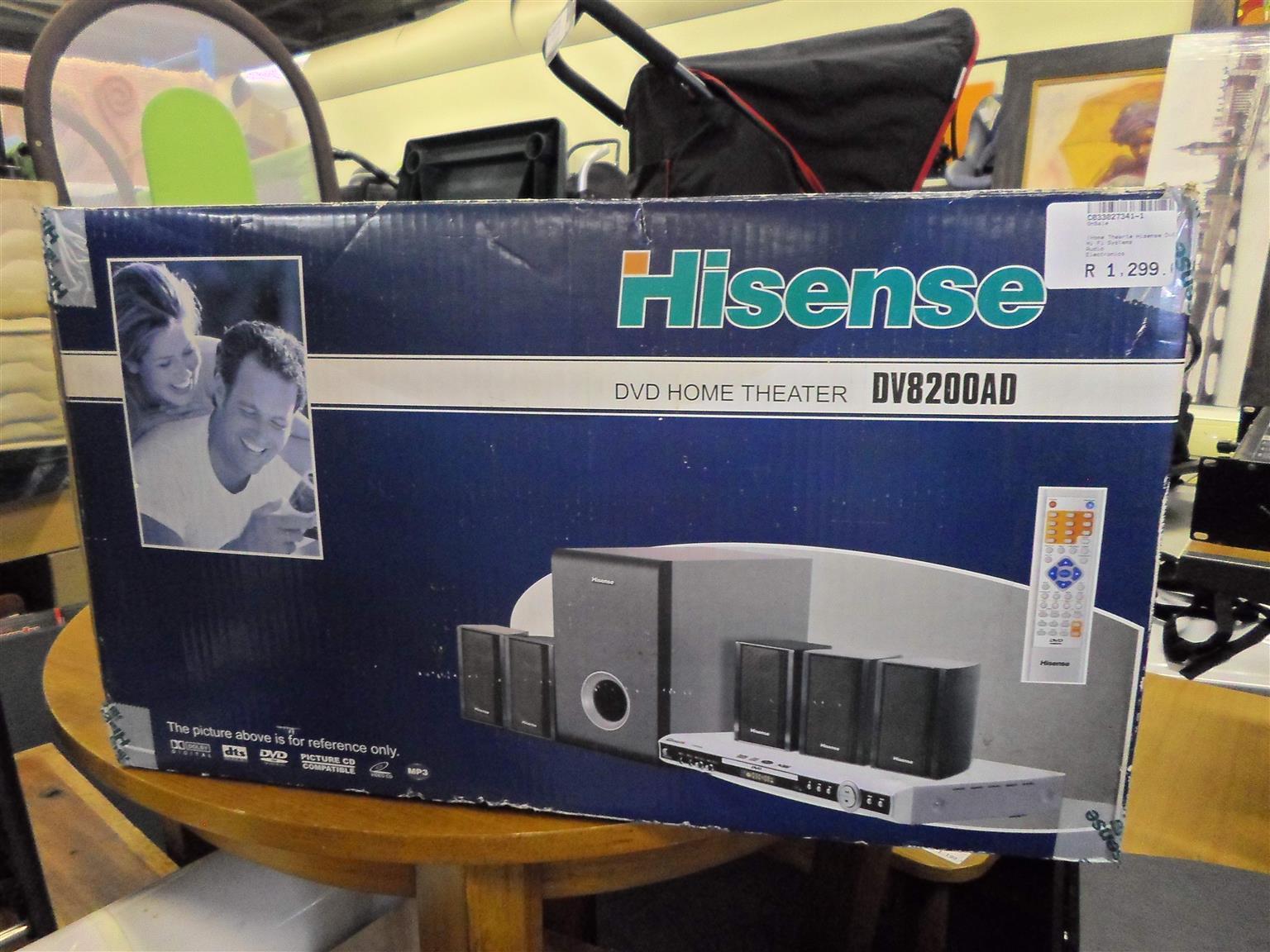 Hisense DV8200AD Home Theater