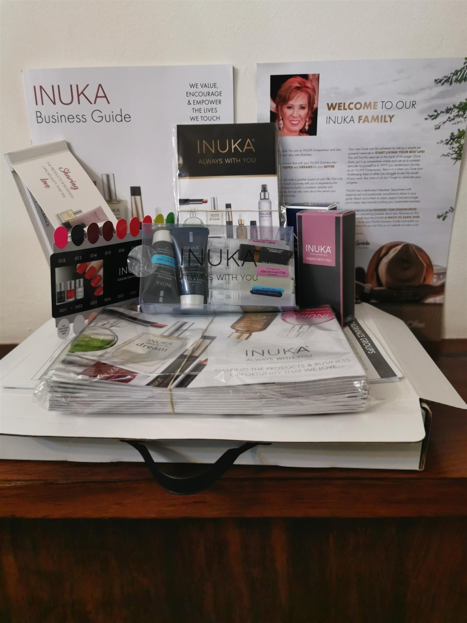 Inuka Membership