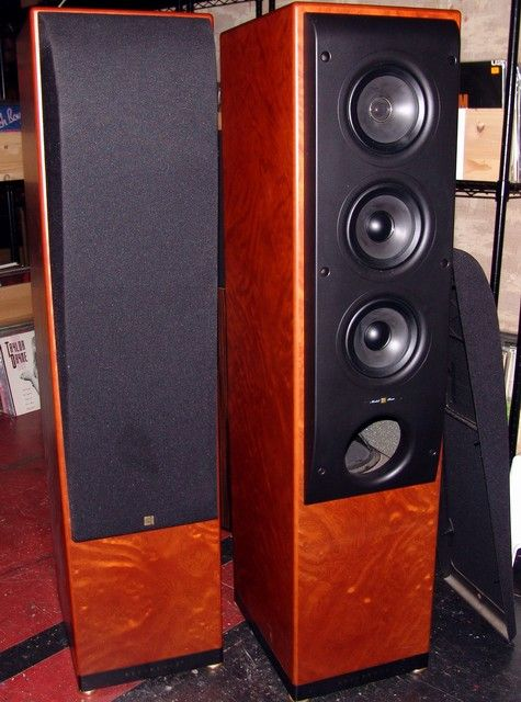 KEF REFERENCE MODEL 4 LOUDSPEAKERS