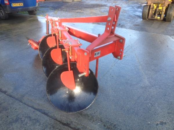 3 Disc Plough for Sale