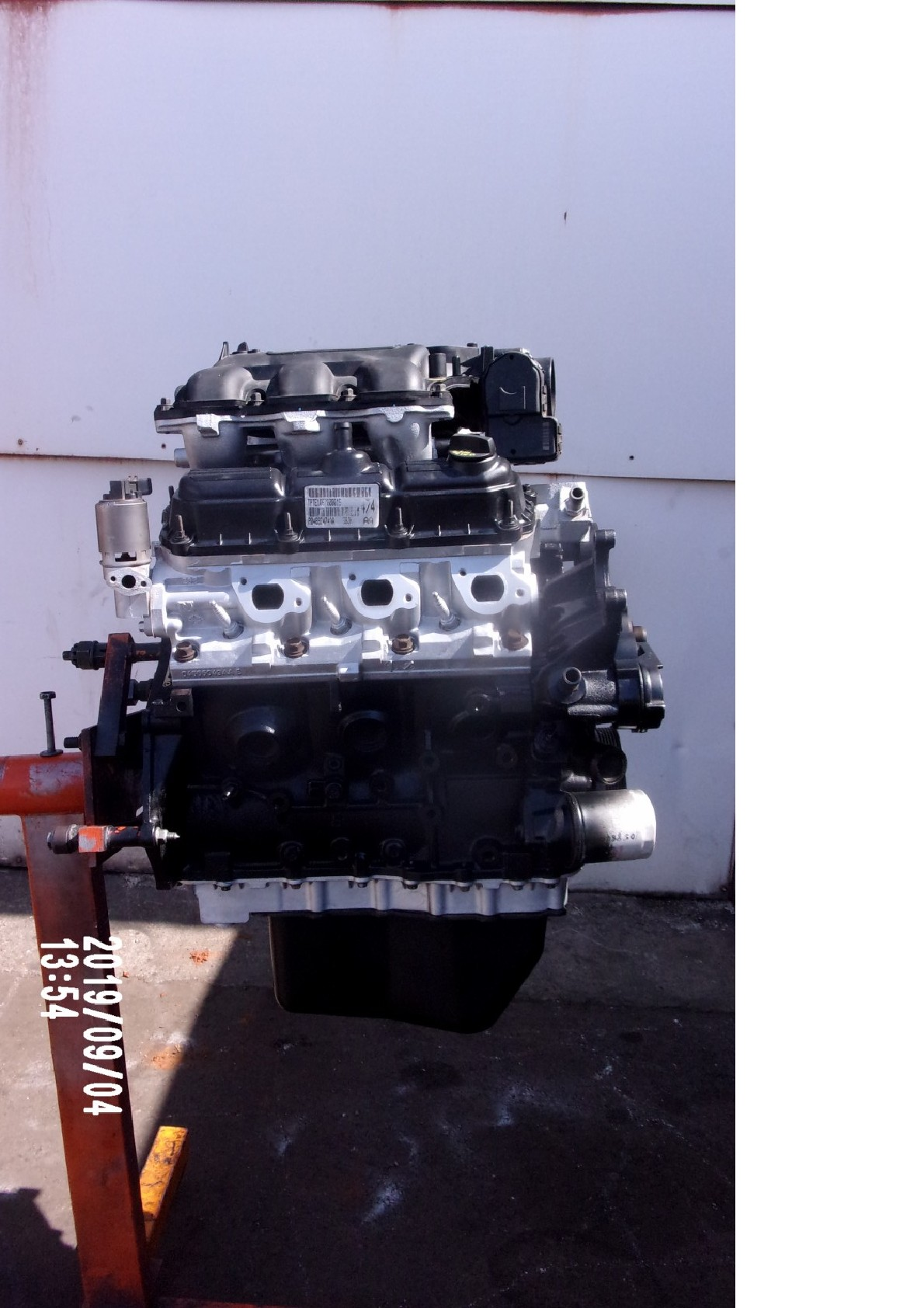Jeep Wrangler 3.8 v6 petrol engine