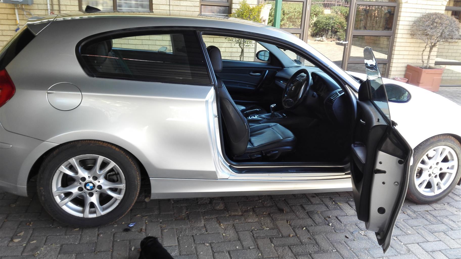 2009 BMW 1 Series 120i 3 door Sport