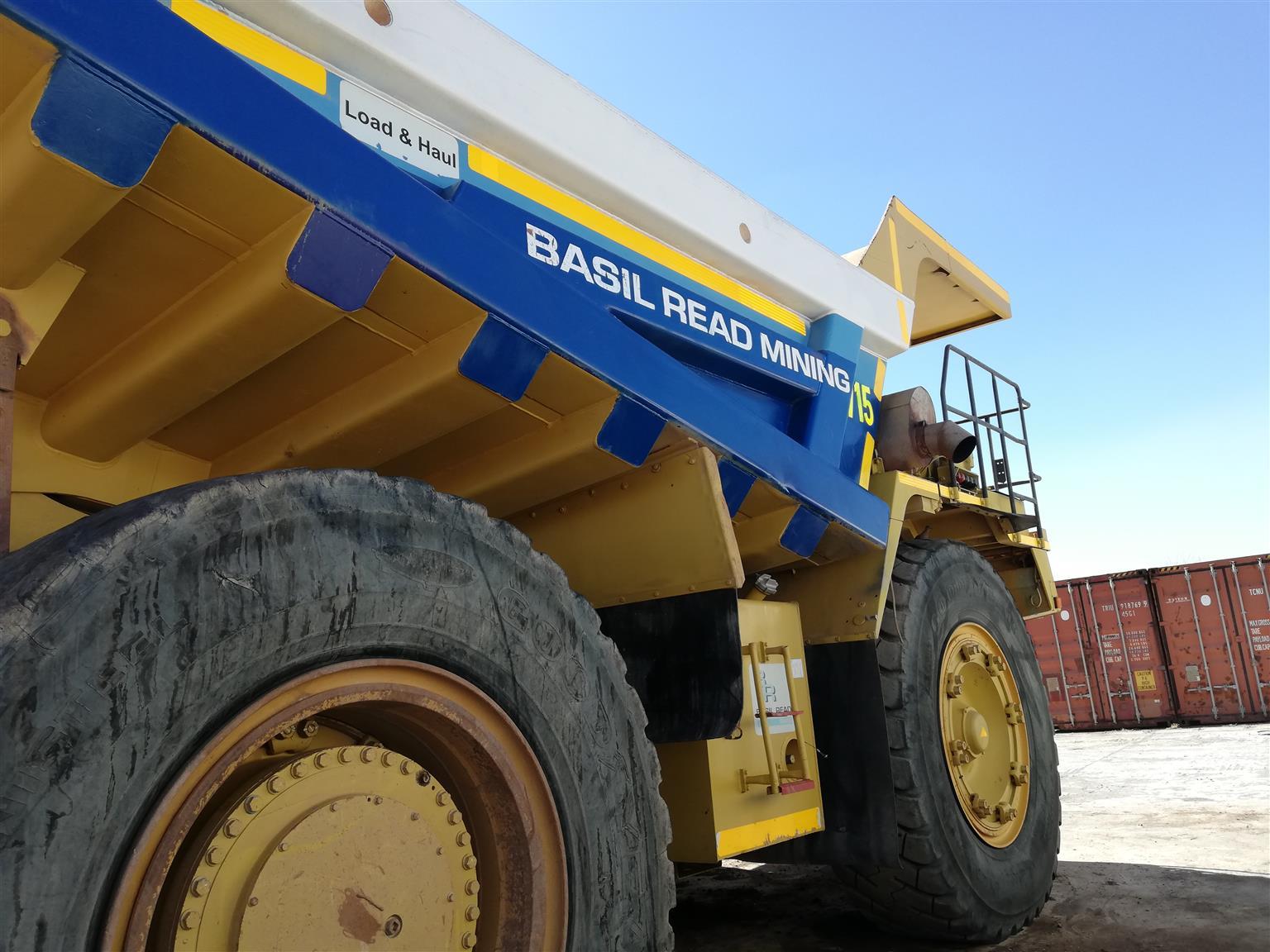 Komatsu HD785-5 Rigid Haul Truck