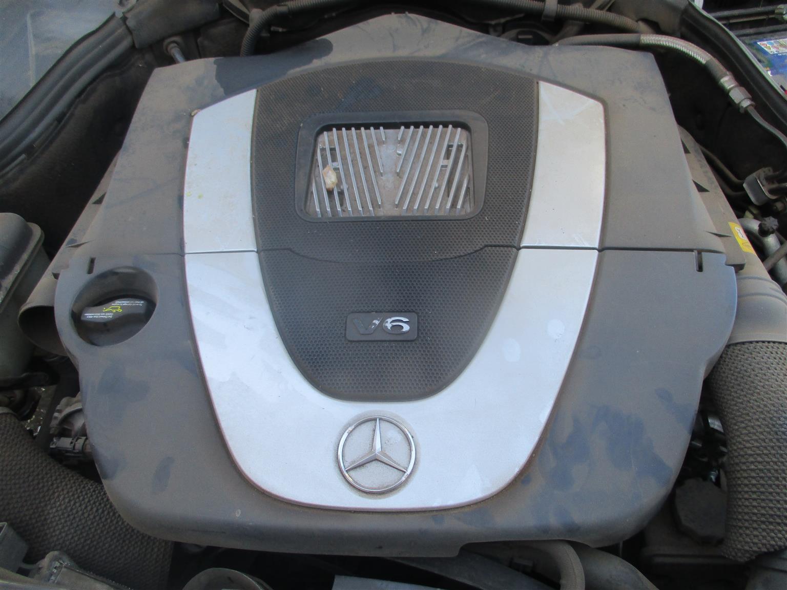 2004 Mercedes Benz C Class C230 V6 Sports Coupé Evolution