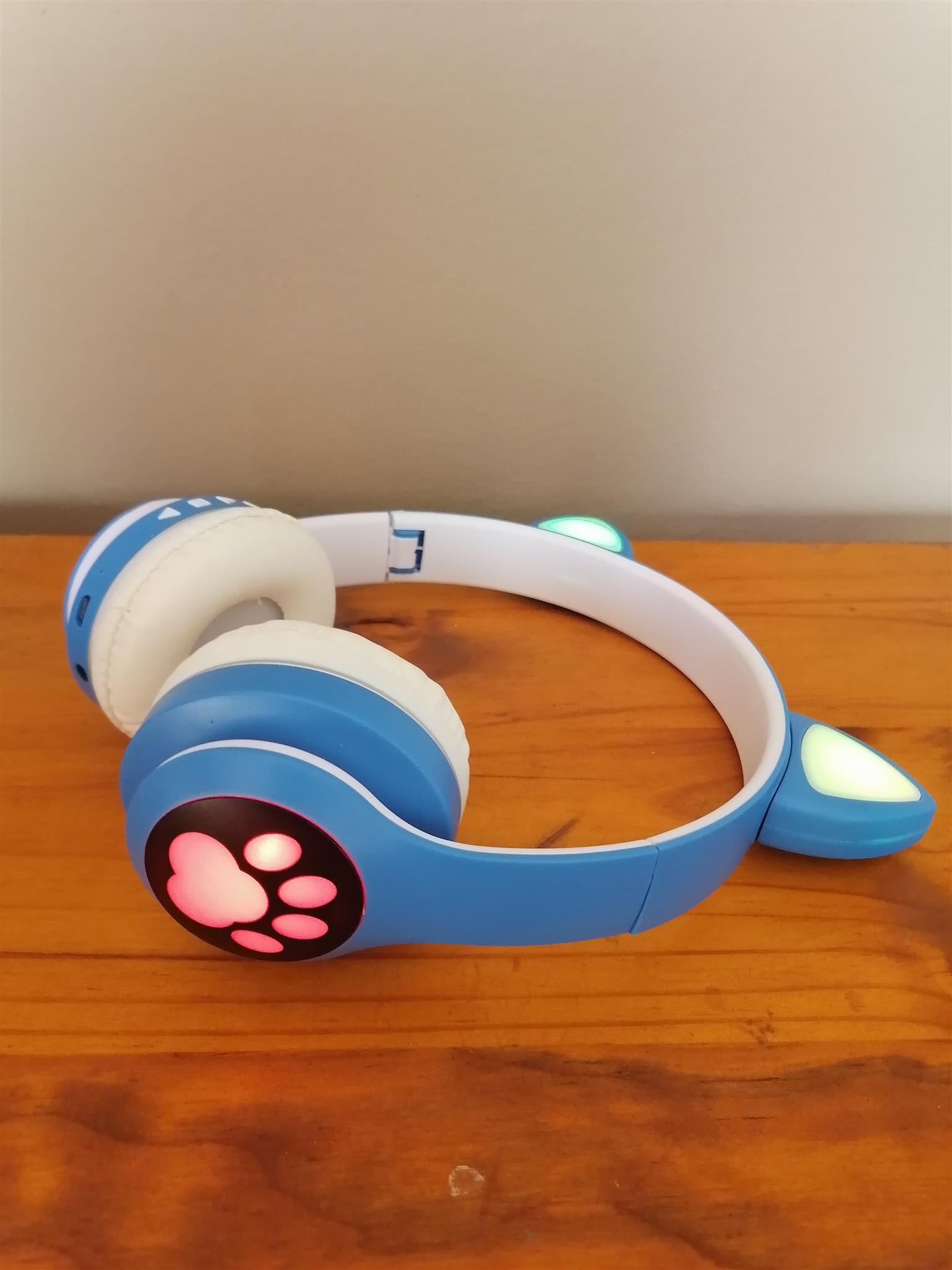 Cat Ear wireless Bluetooth Headphones