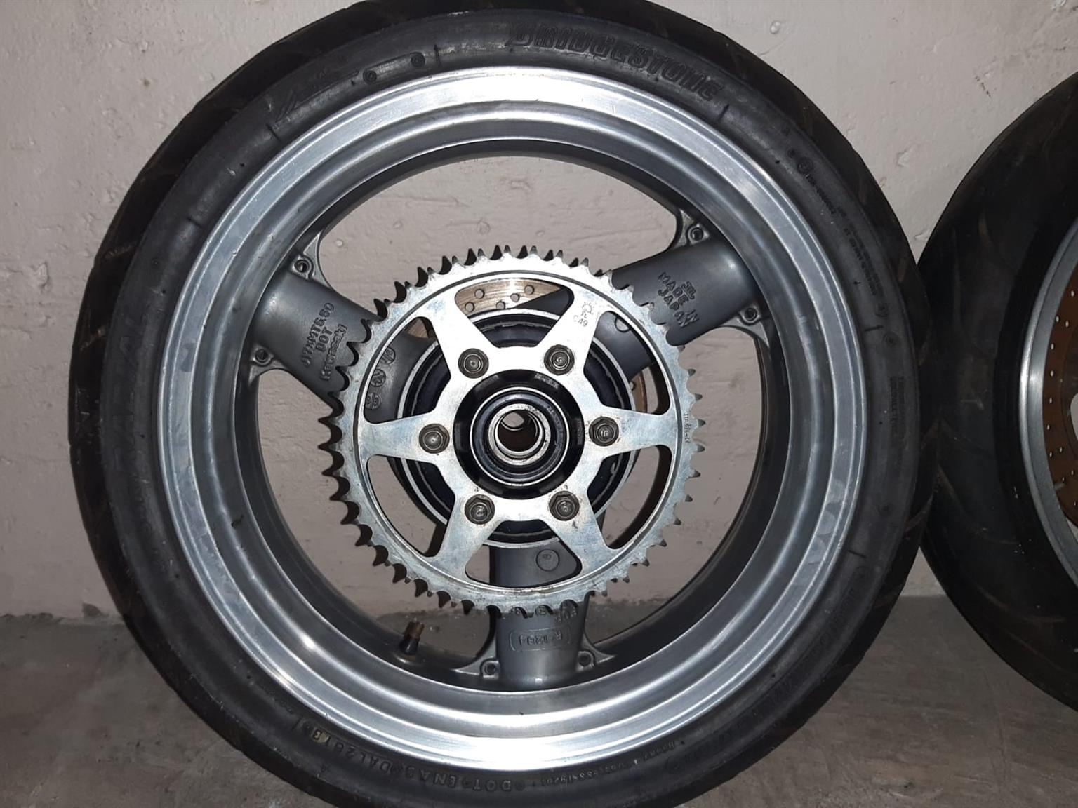 2012 Wheels, Rims and Tyres Other Wheels, Rims and Tyres