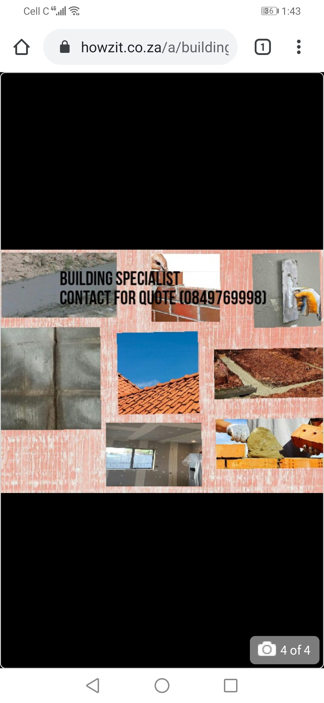 Building Repairs ,Renovations, Alterations and Construction